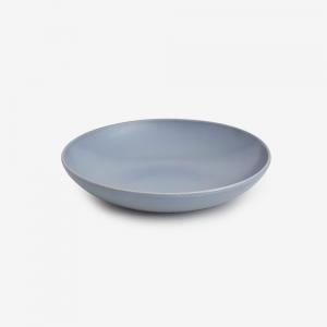 Piatto fondo ceramica gres - Set 6 pz