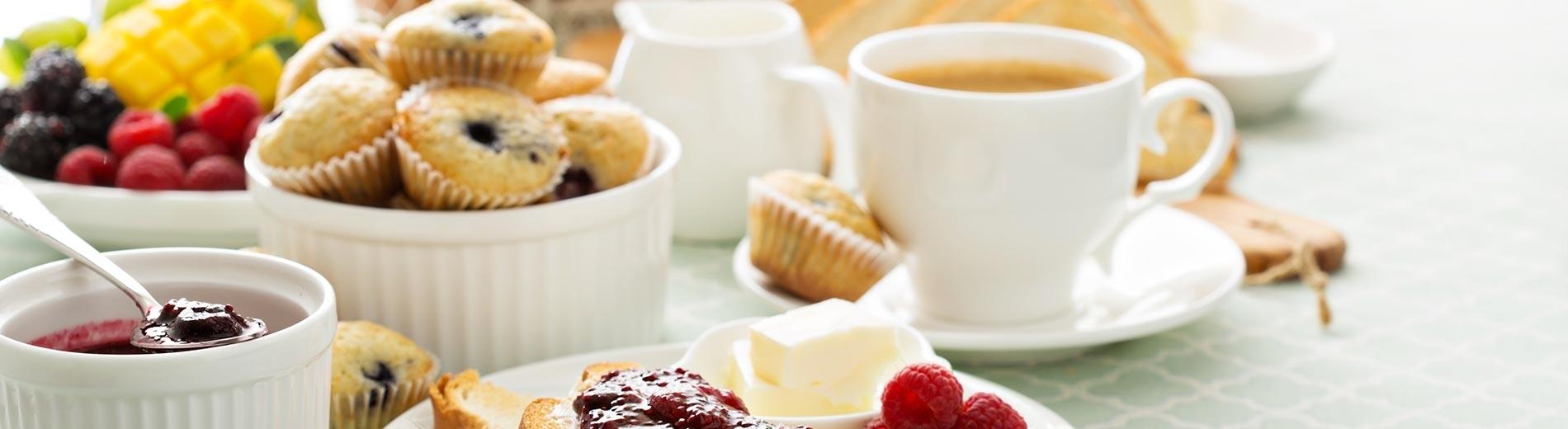 Caffè, the e colazioni