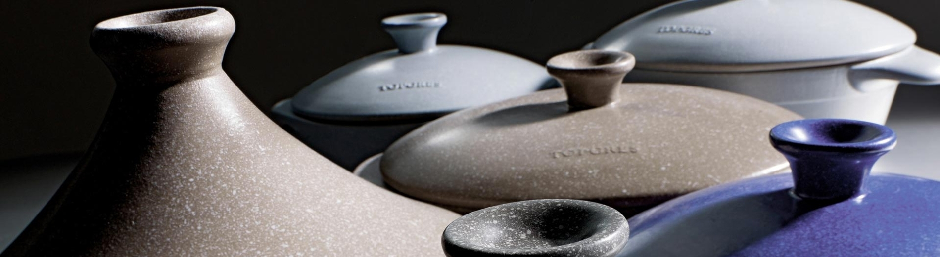 Pots and baking dishes